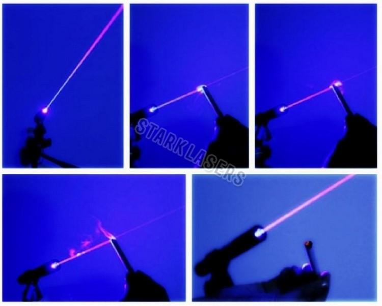 Blauer Laserpointer 3W