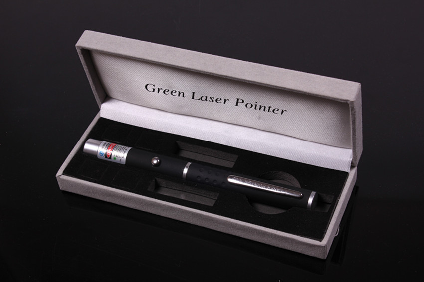 100mW Laserpointer rot