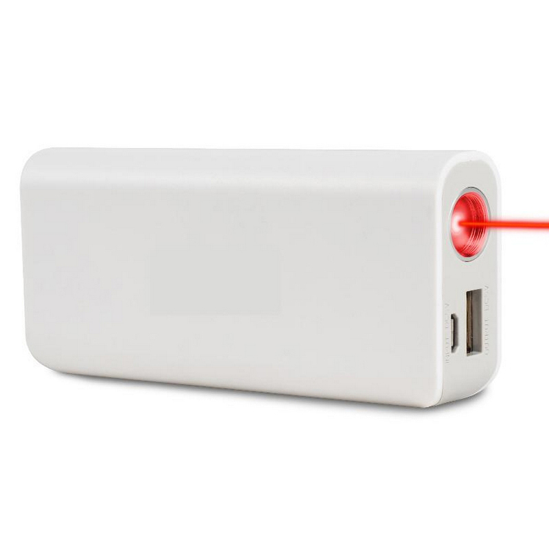 Laser Mobile Power Bank 5200mAh
