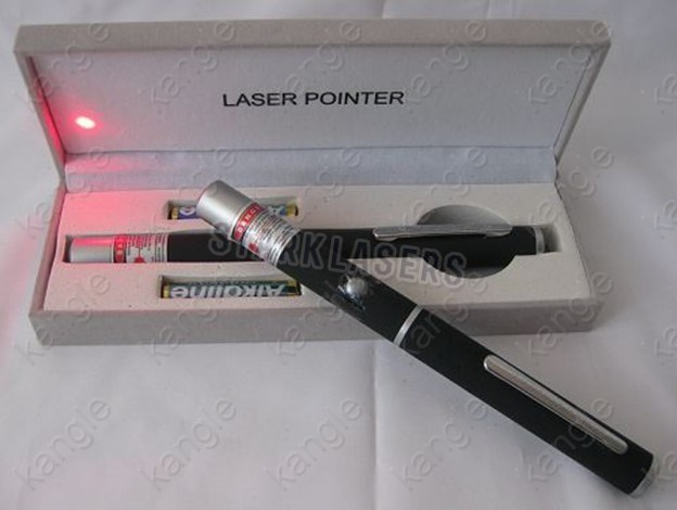 5mW laserpointer roter
