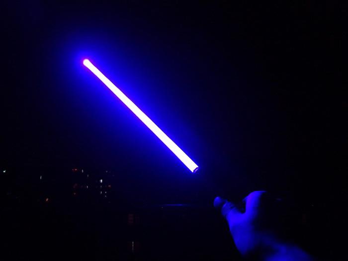 2000mw laserpointer blau